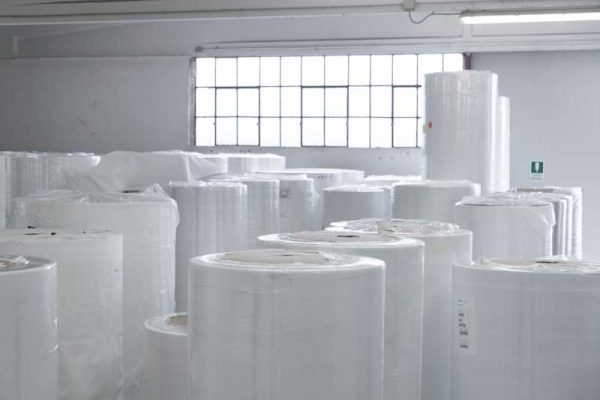 tissue raw materials